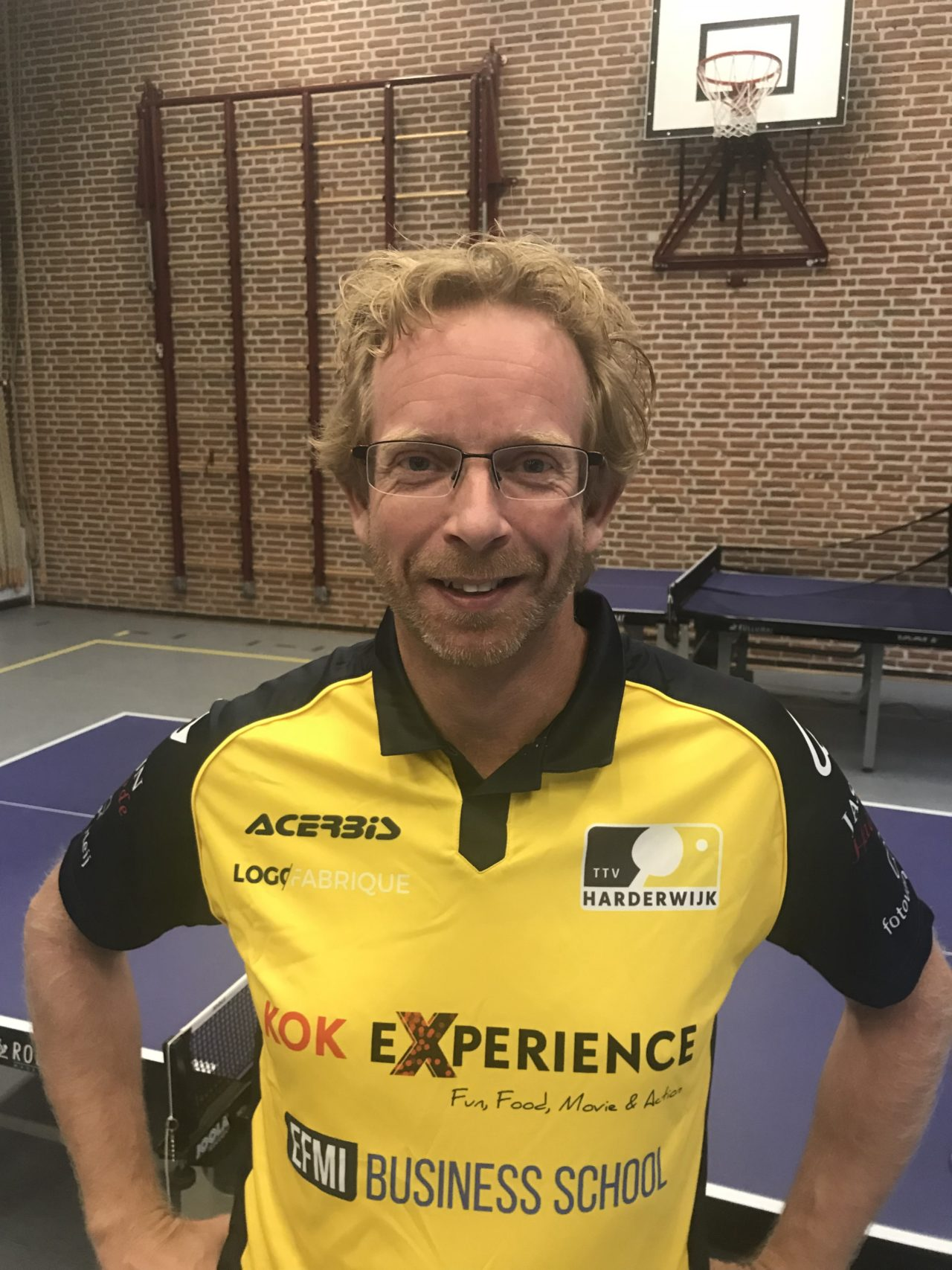 Paul Geurtsen (Paul) Montasser | TTV Harderwijk