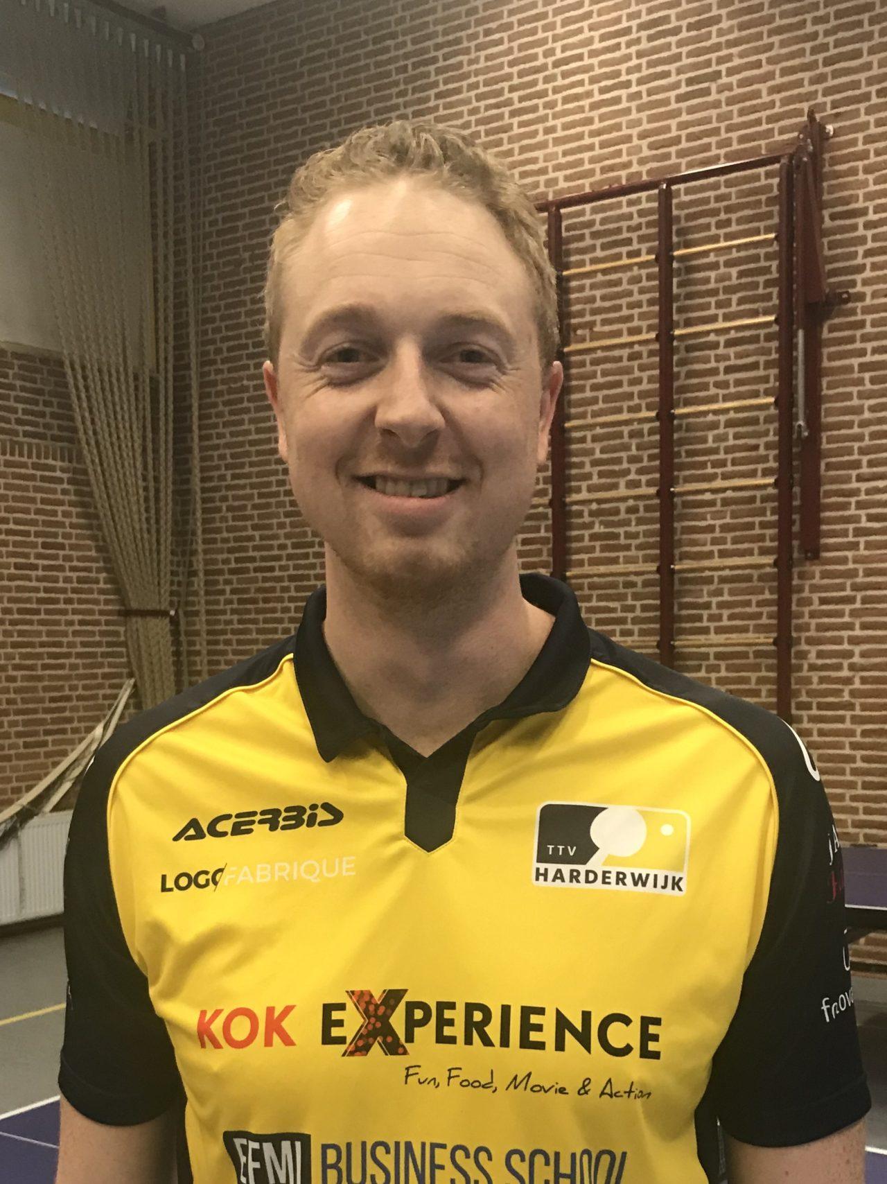 Chris van der Leij | TTV Harderwijk