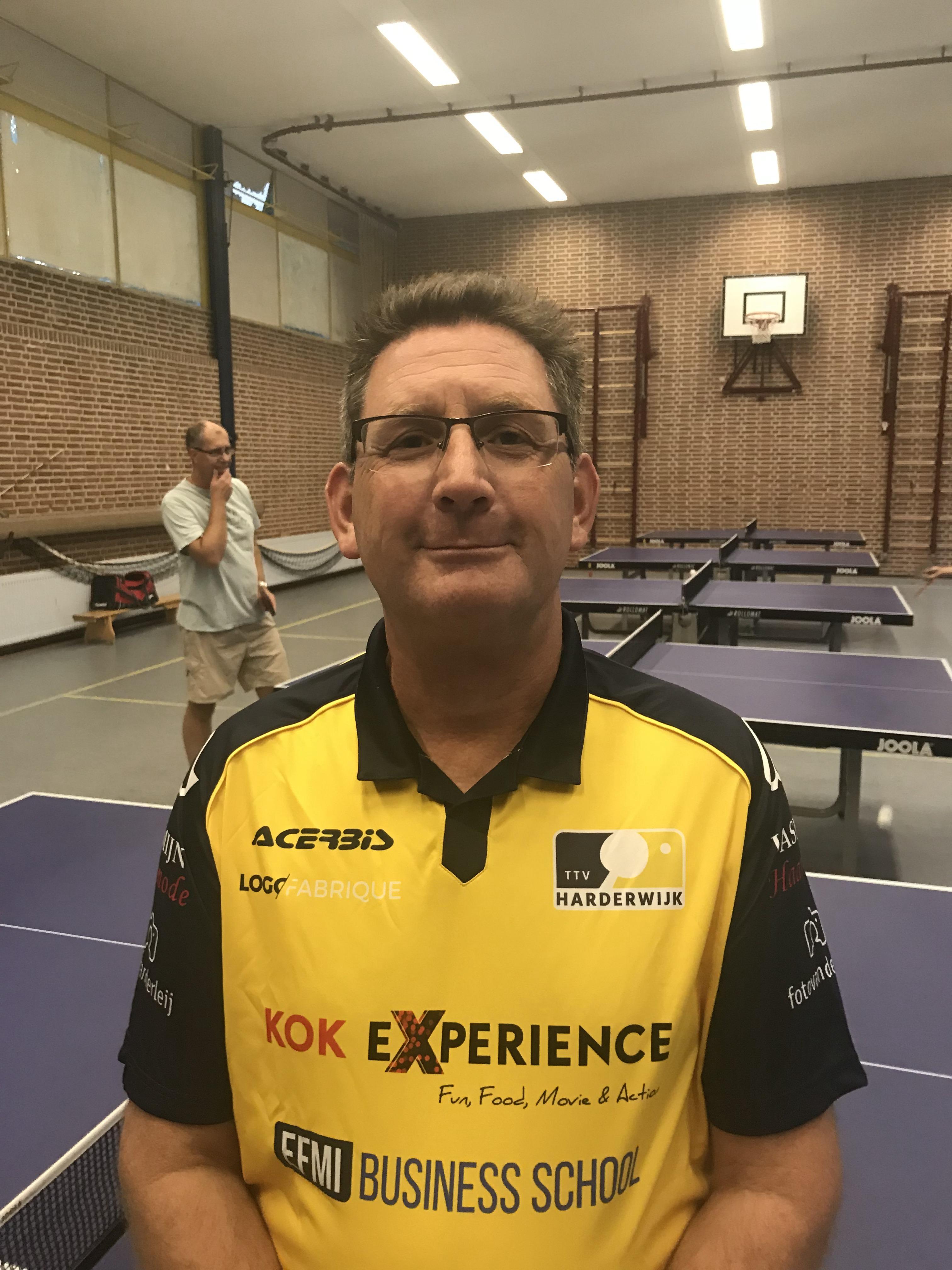Henk Vlieger | TTV Harderwijk